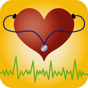 Health & wellness-heart-stethoscope